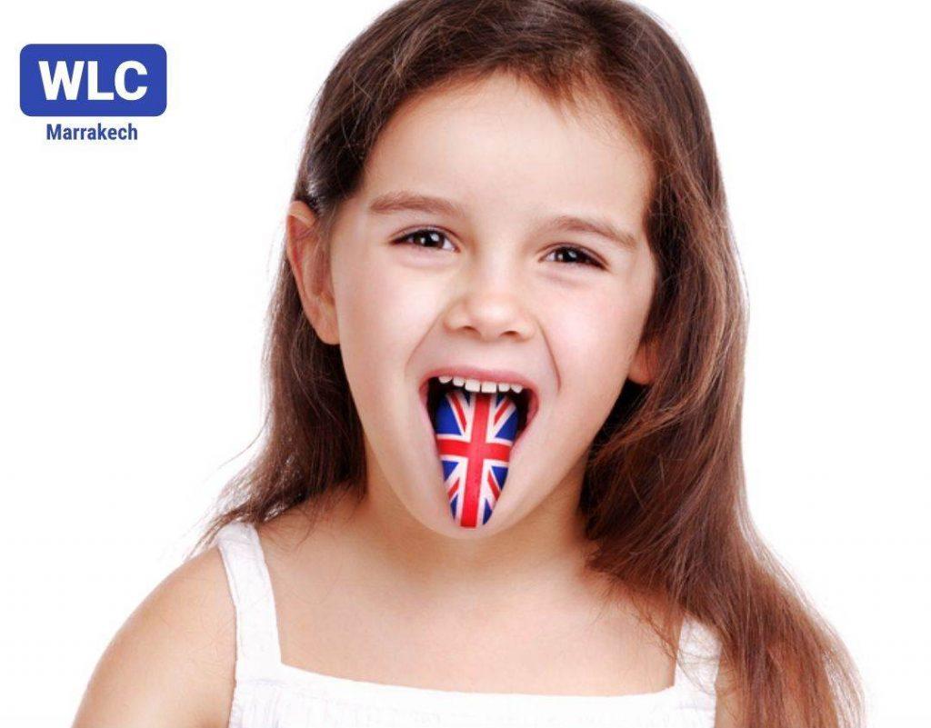 centre langue anglais enfant marrakech