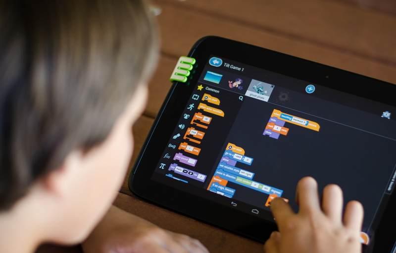 coding pour enfant à marrakech wlc