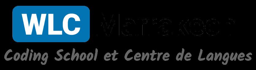 wlc marrakech logo coding school centre de langues